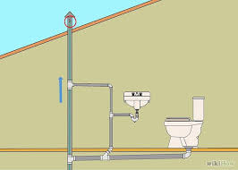 Toilet - Vent Pipe